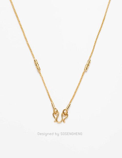 สร้อยคอทองคำ ลายสวย [0N0A1691]